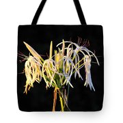 Flowering In Florida Tote Bag