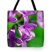 Flowering Lilac Tote Bag