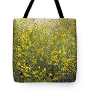 Flowering Tarweed Tote Bag