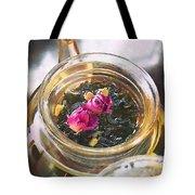 Flowering Tea  Tote Bag