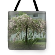 Flowering Tree By Earl's Photography Tote Bag