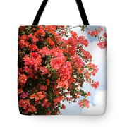 Flowering Tree Tote Bag