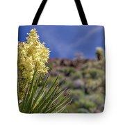 Flowering Yucca Tote Bag