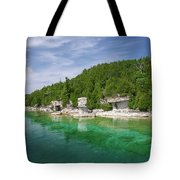 Flowerpot Island - Georgian Bay, Ontario Tote Bag