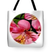 Flowers # 8728_2 Tote Bag