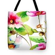 Flowers 03 Tote Bag