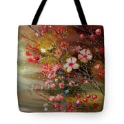 Flowers 2 Tote Bag