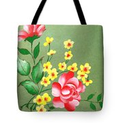 Flowers - 2 Tote Bag