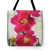 Happiness Blooms Tote Bag