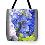 Flowers 41 Tote Bag
