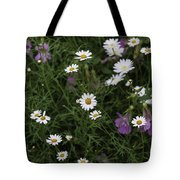 Flowers 6 Tote Bag