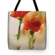 Dance In The Wind Tote Bag