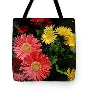 Flowers 728 Tote Bag