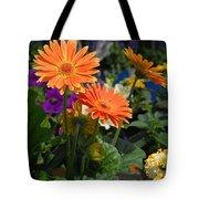 Flowers 730 Tote Bag