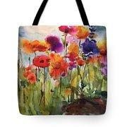 Wildflower Trail Tote Bag