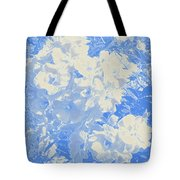 Flowers Abstract 2 Tote Bag