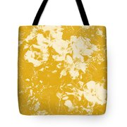Flowers Abstract 3 Tote Bag