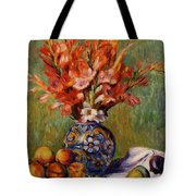 Flowers And Fruit 1889 Tote Bag