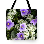 Flowers Etc Tote Bag