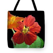 Flowers For Ebie Tote Bag