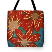 Flowers For M Tote Bag
