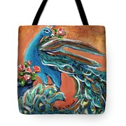 Flowers For Madame Tote Bag by TM Gand