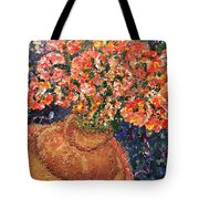 Flowers For Mary Tote Bag
