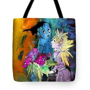 Flowers For My Princess Tote Bag