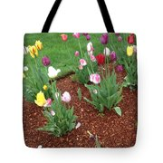 Flowers  For The Fallen But Not Lost Tote Bag