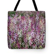 Flowers Forever Tote Bag