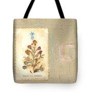 Flowers From Bethlehem  Tote Bag