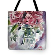 Flowers From The Garden Tote Bag