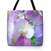 Flowers Hydrangeas Art Prints Floral Garden Baslee Troutman Tote Bag