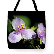 Flowers In Natural Light Tote Bag
