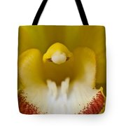 Flower's Mouth Tote Bag