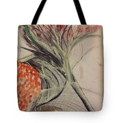 Flowers No 2 Tote Bag by Gregory Dallum
