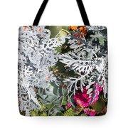 Flowers Of Boca I Tote Bag