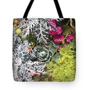 Flowers Of Boca II Tote Bag