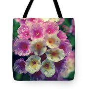 Flowers Of Boquete Panama Tote Bag