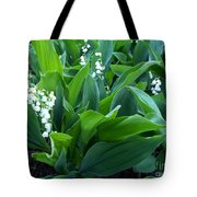 Flowers Of Hapiness Tote Bag