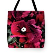 Flowers Of Mount Totems 2 Tote Bag