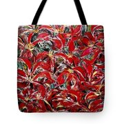 Flowers Of Reinforest Tote Bag