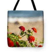 Flowers Of Rhodes Tote Bag