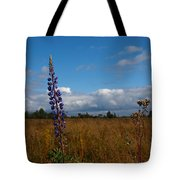 Flowers Of Leaving Summer Tote Bag