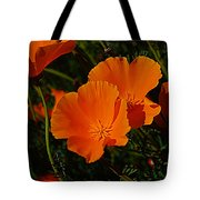 Flowers Of The Andes Tote Bag