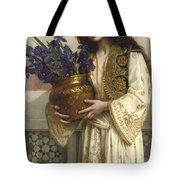 Flowers Of The Levant  Tote Bag