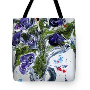 Flowers Of The Mind Tote Bag