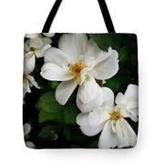 Flowers Of The Moon Tote Bag