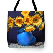 Flowers Of The Sun Tote Bag