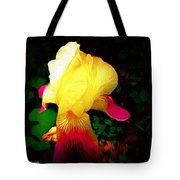 Flowers Of The Universe Tote Bag